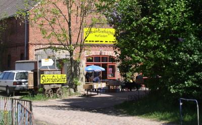 Siebengiebelhof in Drenkow